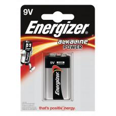 Alkaline Batterij 9 V Power 1-Blister