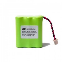 Batterypack Powermax Plus 7,2V / 1300mAh