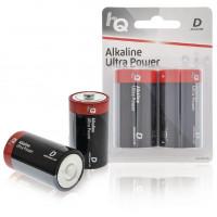 Alkaline Batterij D 1.5 V 2-Blister