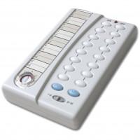 HR10 Afstandsbediening voor 16 X10 modules (demo model)