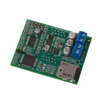 DSP spraak opsteekprint voor AV-ML / DL(M)-600